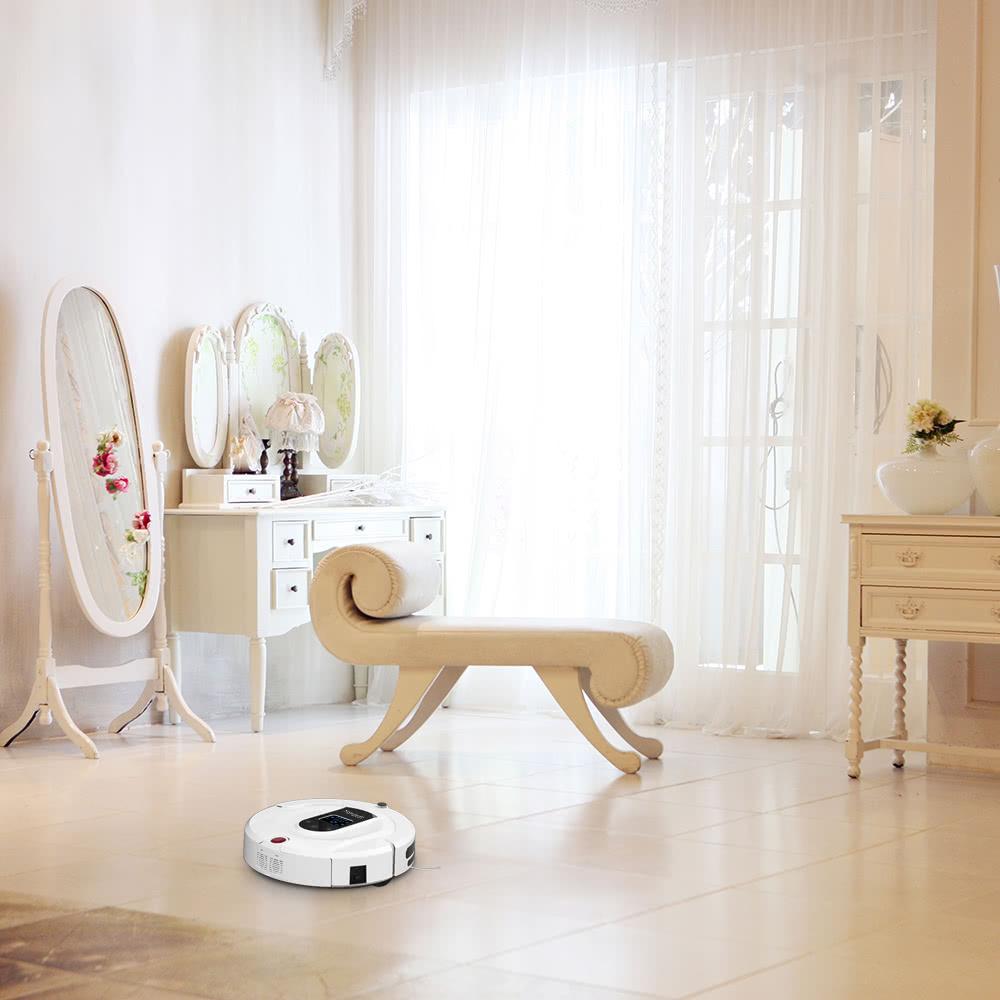 Homgeek Automatic Vacuum Cleaner Robotic Smart Sweeping