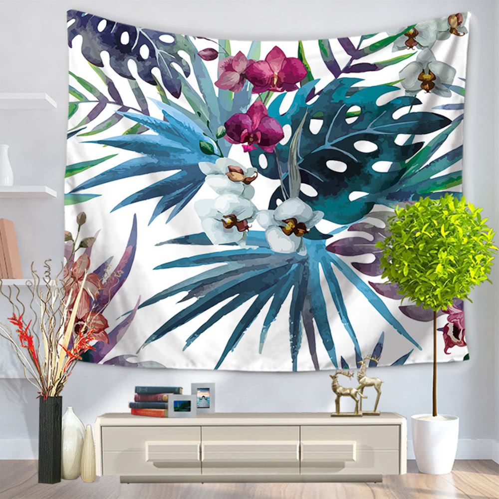 130 150cm polyester home wall hanging decor art fresh for Manualidades de muebles