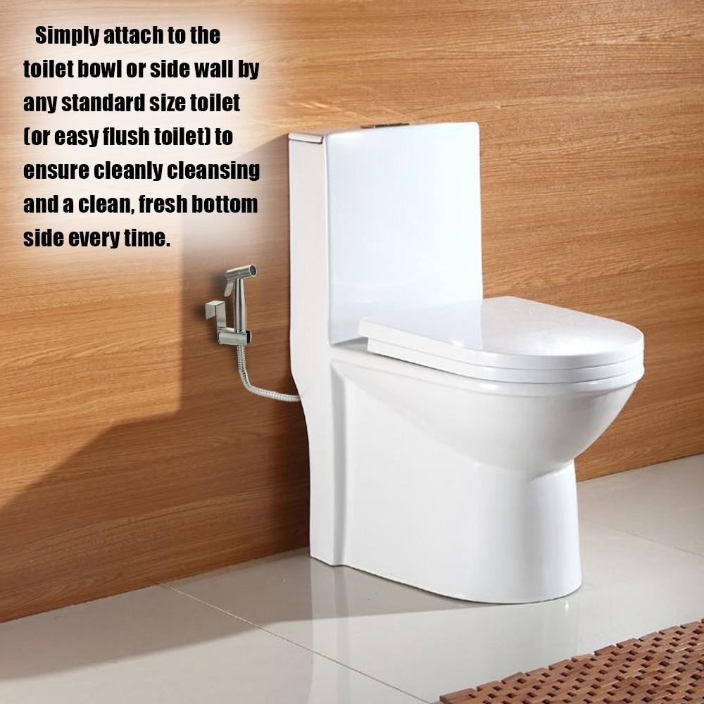 9 16inch Bidet Toilet Sprayer Set Handheld Bidet Sprayer Kit