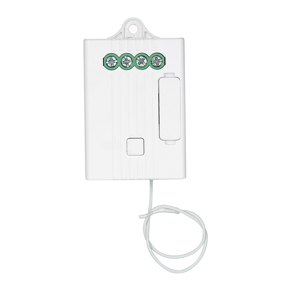 Wireless Light Switch Receiver Wired In 4 Wire Receiving Controller How To A Plug Outlet Remote Compatible With Control Lamp Ac85v 260v Sales Online 1