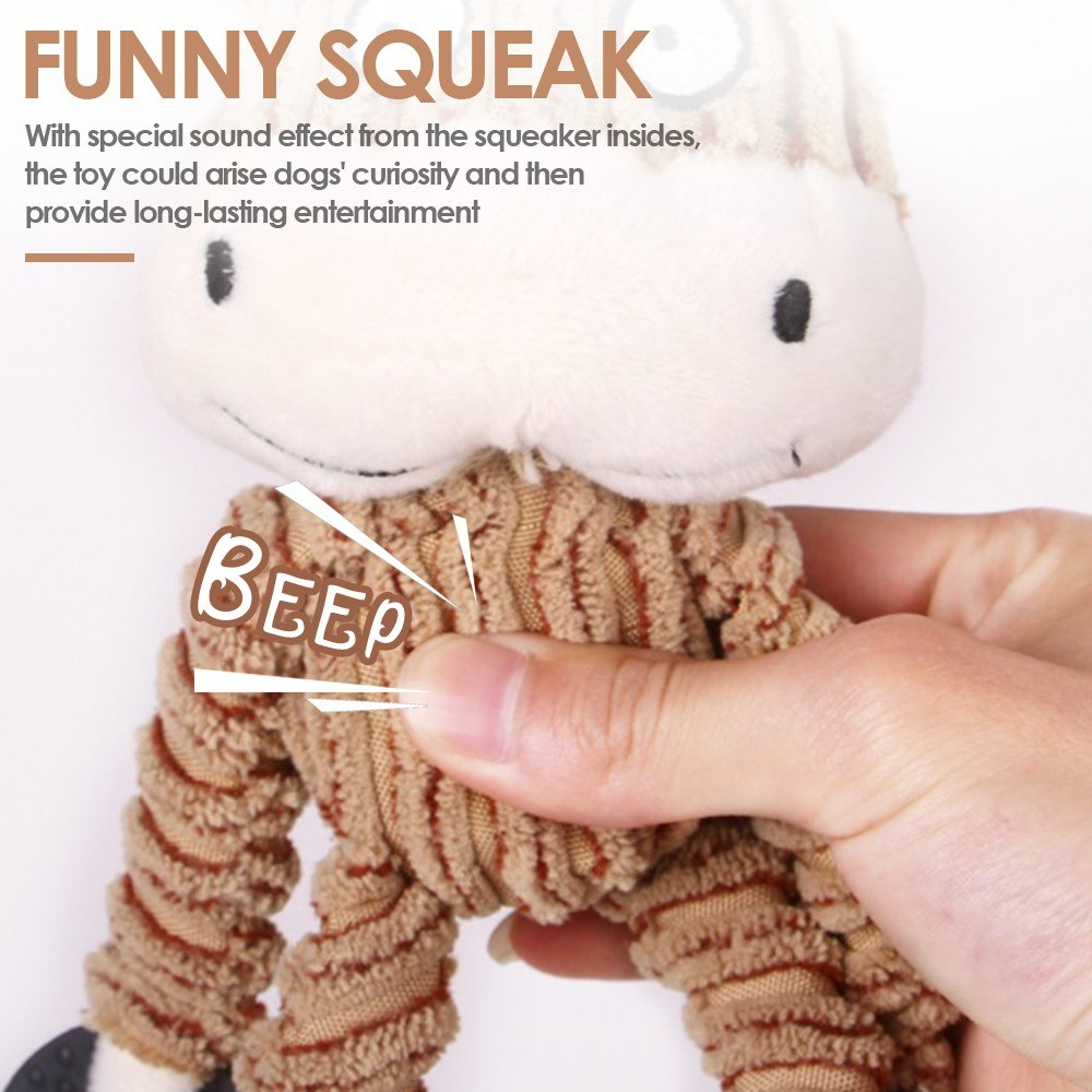 Squeaky Dog Toys Dog Chew Toy