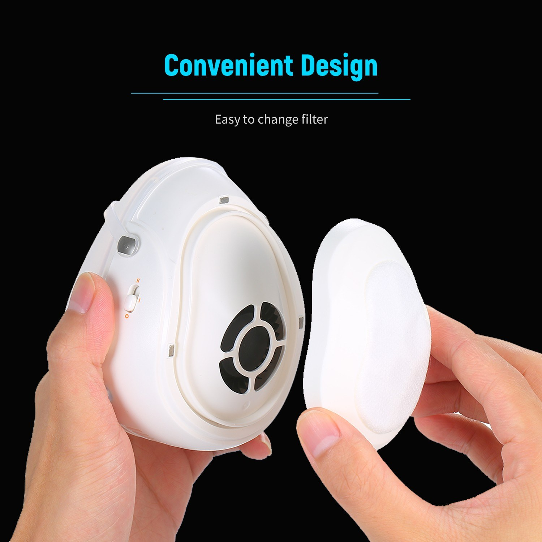 I-mu Half Face Smart Electric Masks