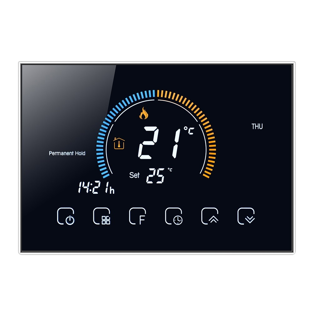 tomtop.com - 40% OFF 95-240V Programmable Thermostat, Limited Offers $40.99