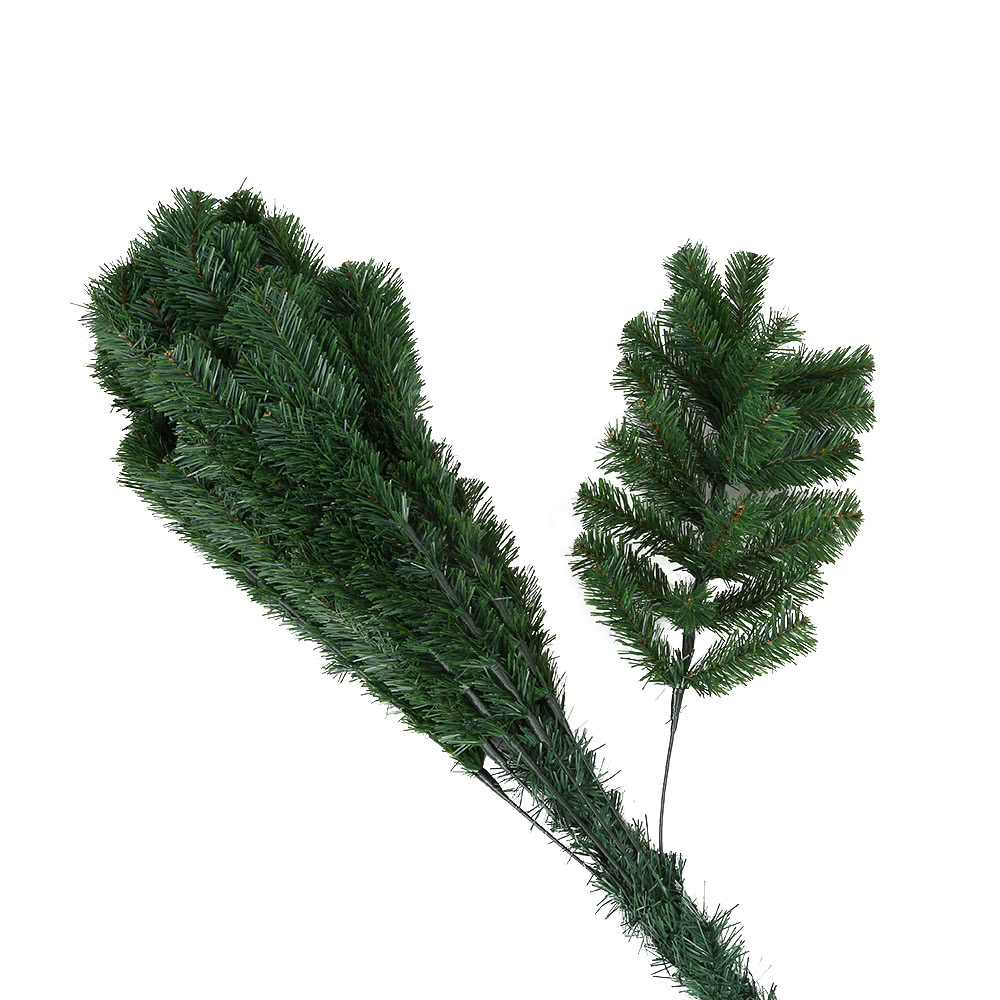 Festnight 6 39 High Quality Artificial Pvc Christmas Pine