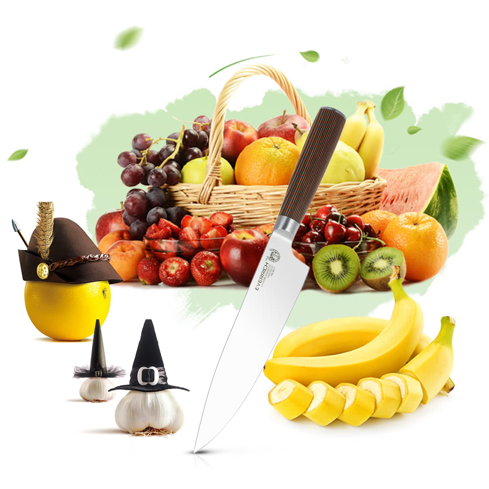 Cuchillo de cocina profesional cuchillo de cocina cuchillo for Cuchillo fruta