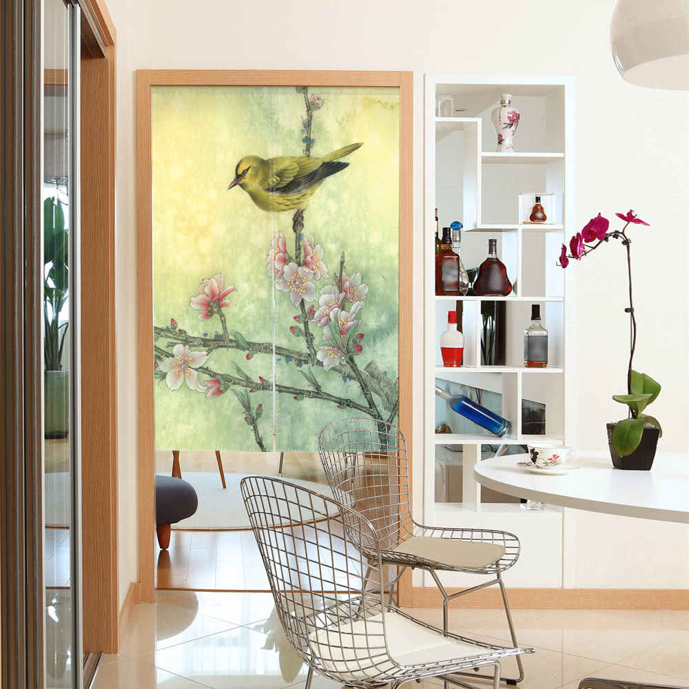 33 39 39 55 39 39 style chinois rideau d 39 entr e rideau toit chambre priv e noren rideau tapisserie. Black Bedroom Furniture Sets. Home Design Ideas
