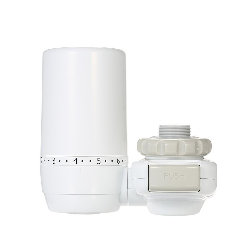 Purificateur d 39 eau du robinet avec 1 filtre charbon actif handy robinet de cuisine l ment de - Purificateur d eau robinet ...