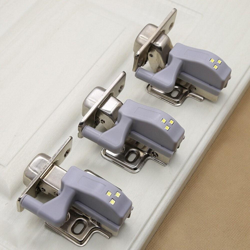 Universal schrank scharnier led sensor licht f r k che for Schrankmodule schlafzimmer