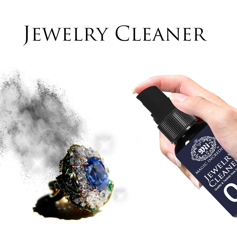 30ml Jewelry Cleaner Versatile Rust Remover