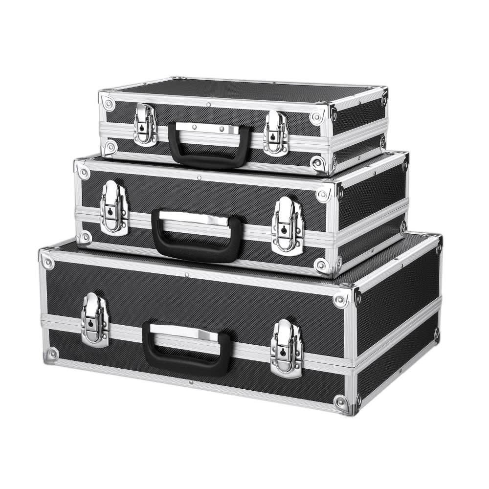 Tomtop - [EU Warehouse] 48% OFF iKayaa 3PCS Portable Multi-purpose Tool Box, $45.99 (Inclusive of VAT)