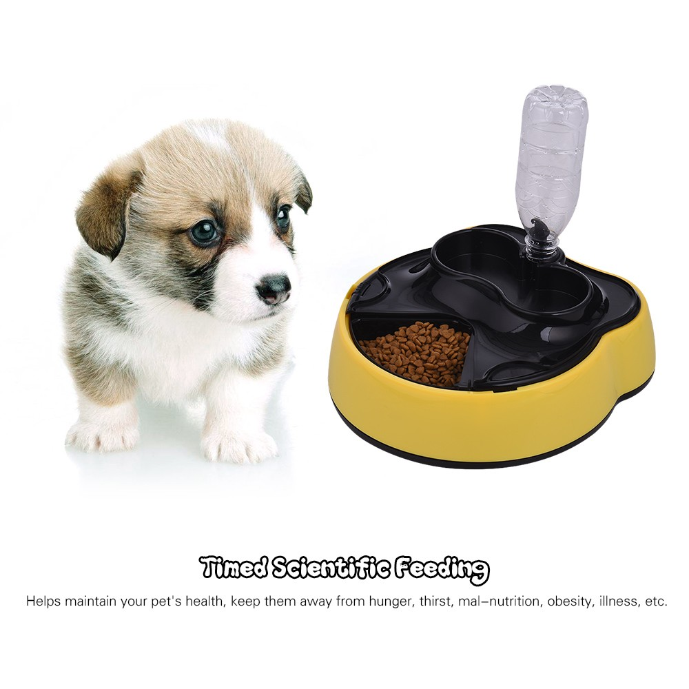 aa feeder and digital pet p sku recorder dog with timer automatic second voice