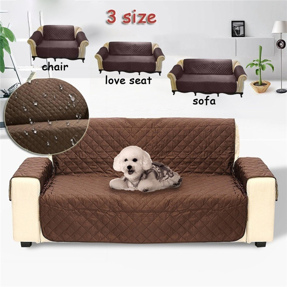Sofa Cover Protector For Kids Dog Cat Pets Reversible Furniture Loveseat Waterproof Seater Chair Covers 53 180cm S Online 1 Tomtop