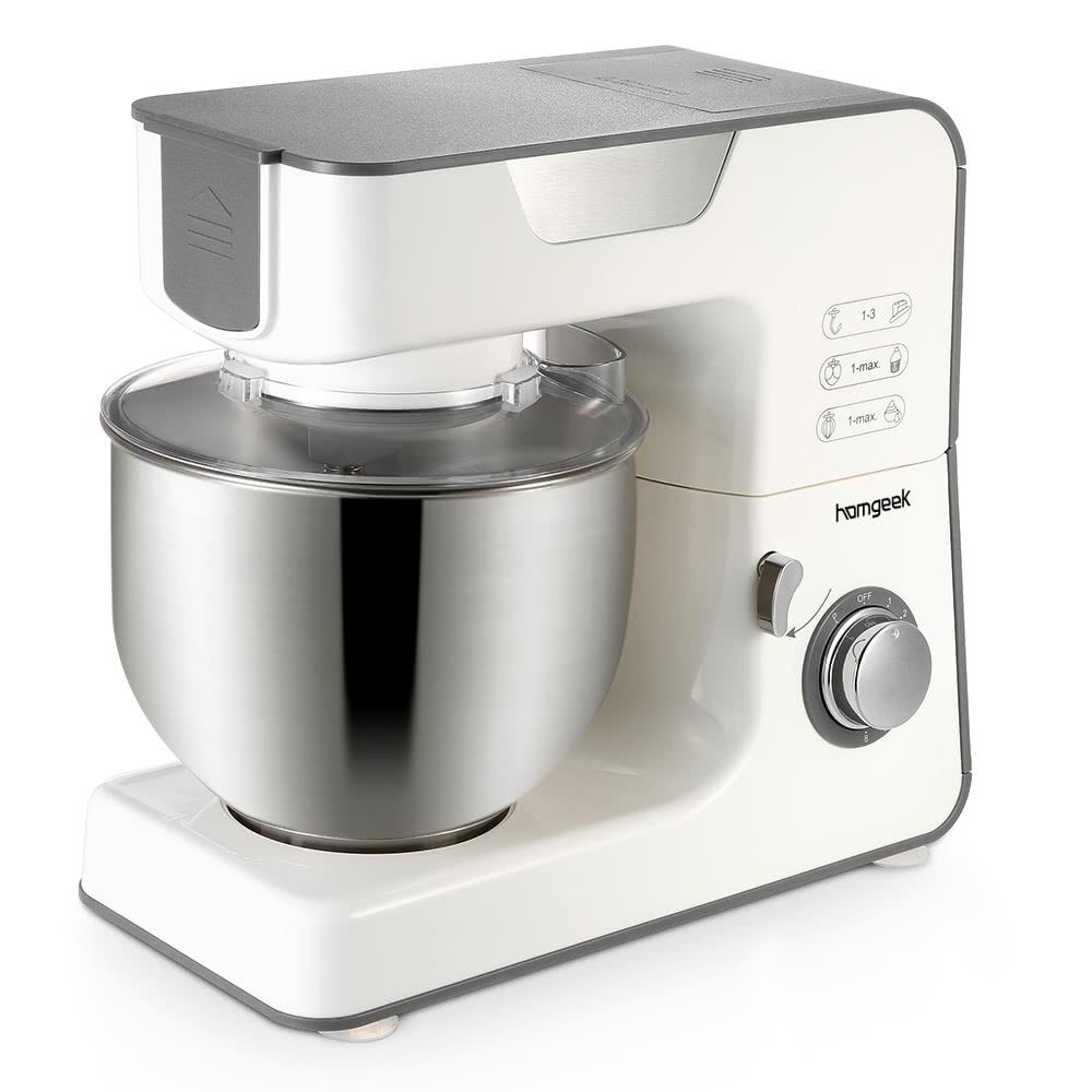 Homgeek 1000w 220 240v professionnel lectrique - Batteur cuisine professionnel ...
