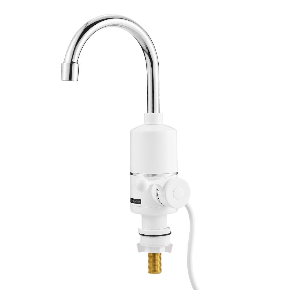 Rubinetto elettrico di acqua calda elettrica del rubinetto del rubinetto dell 39 acqua calda for Riscaldatore di acqua calda del cpvc