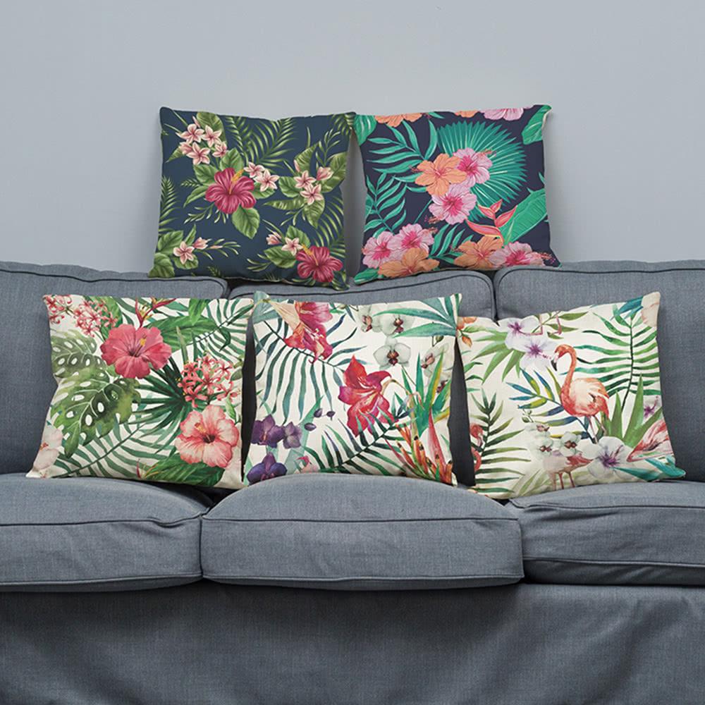 La mode l gant color de haute qualit plantes for Linge de maison haute qualite