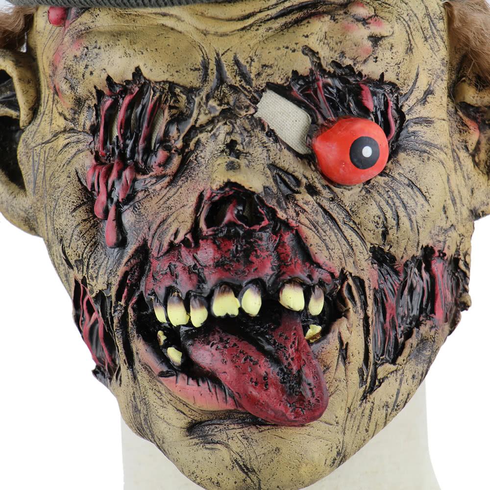 Mejor mascaras de terror de m scara de zombi de venta - Mascaras de terror ...