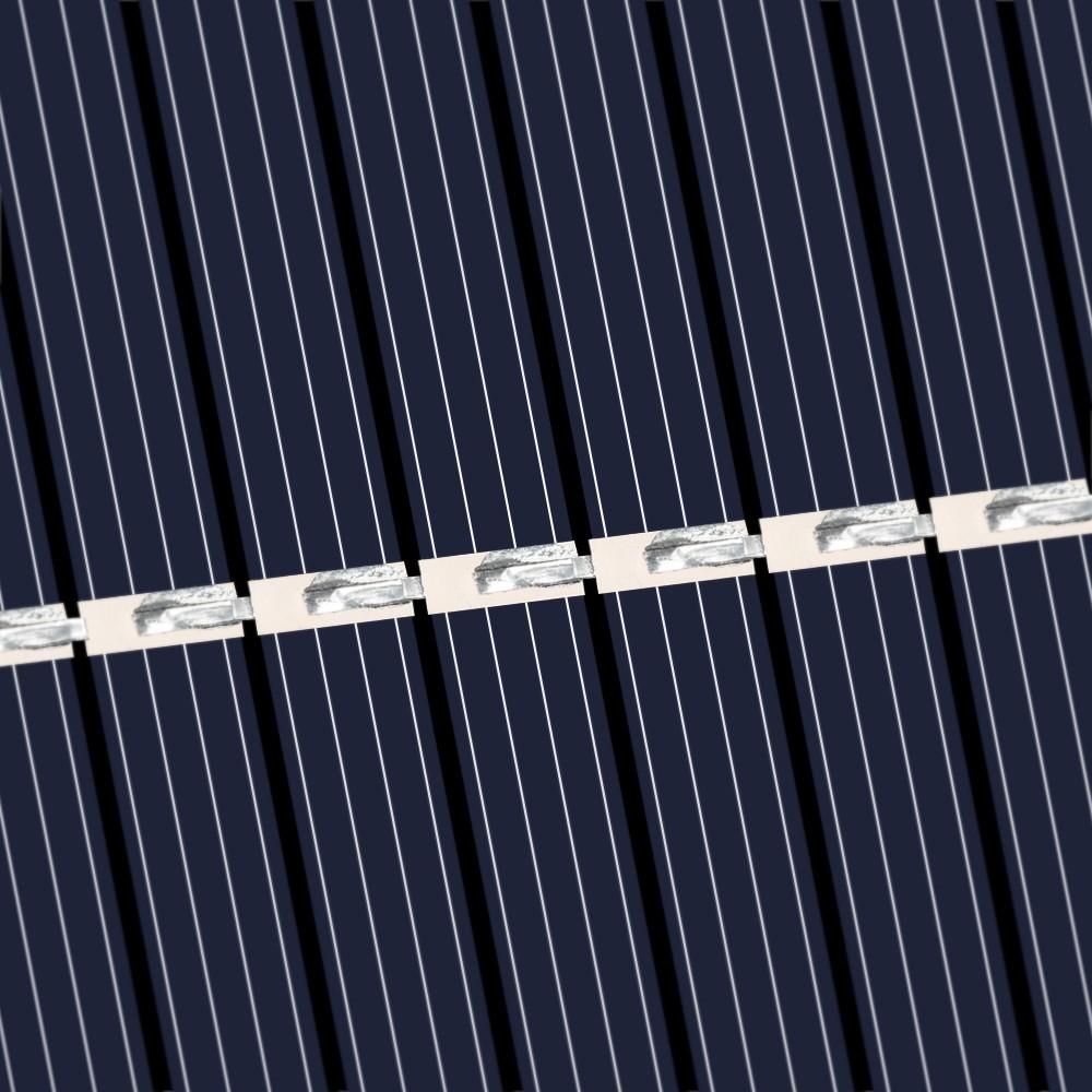 Cellule solaire de panneau solaire de silicium polycristallin de 1 5w 12v pour le chargeur de - Panneau solaire quelle puissance ...