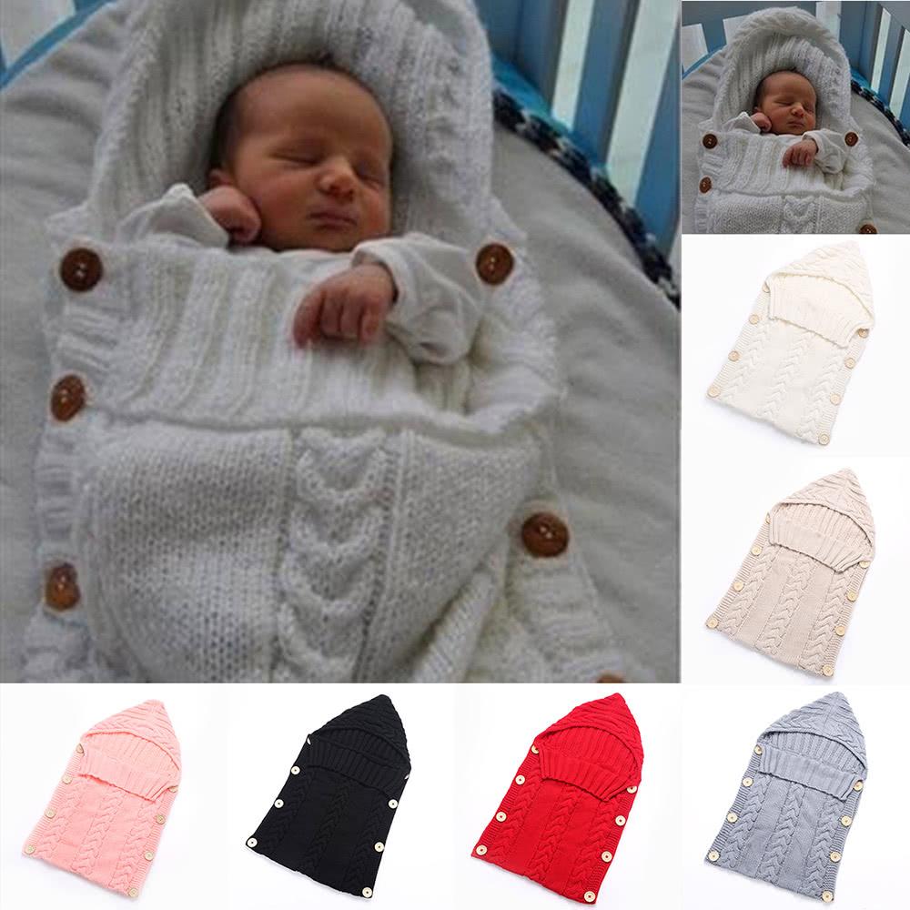 88382211d4 Niño recién nacido lindo suavemente caliente del muchacho del bebé Otoño  Invierno Primavera del sobre Cochecito de dormir de la cama del lecho de  Saco de ...