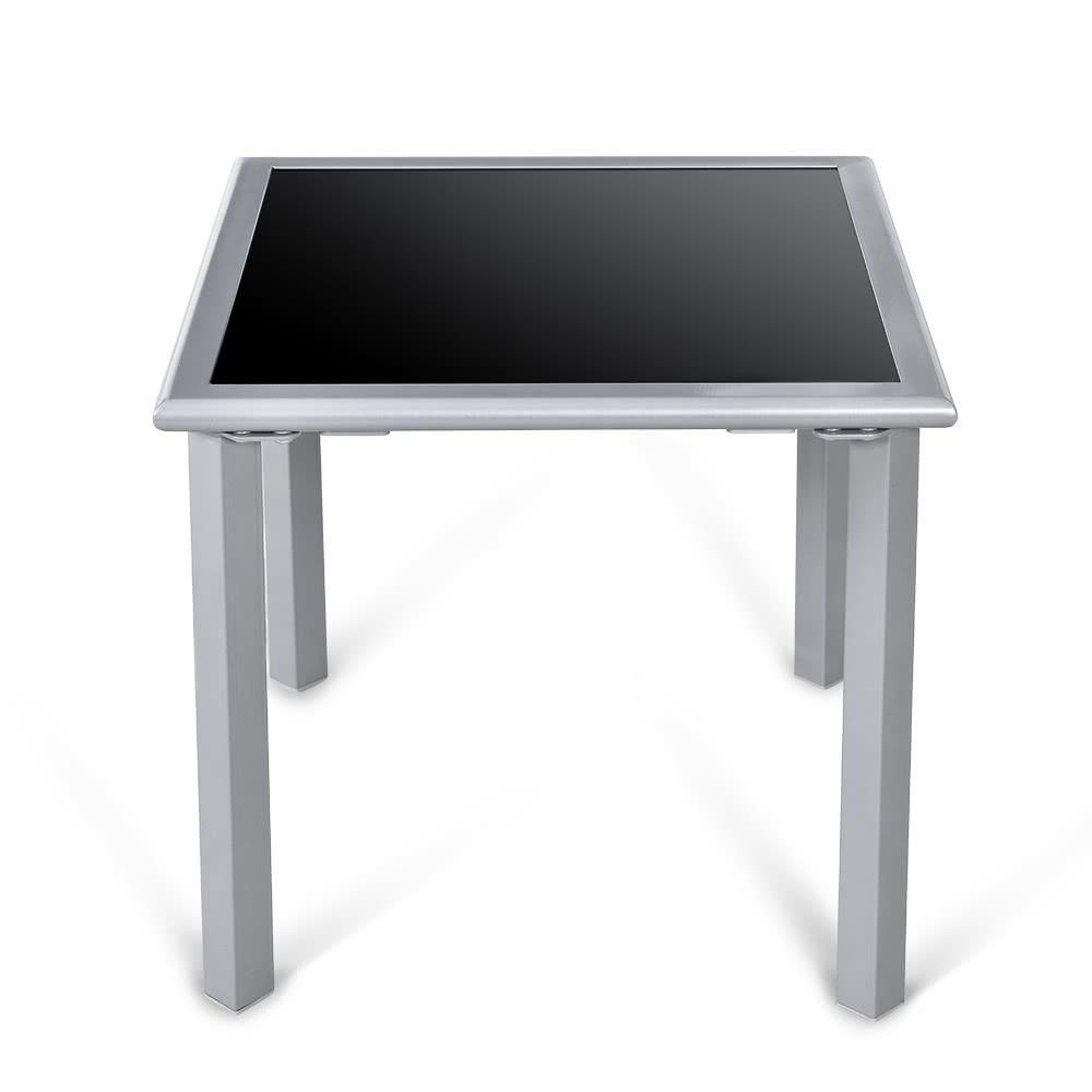 Ikayaa mode 3pcs chaise lounge patio chair set meubles w for Liquidation meubles patio