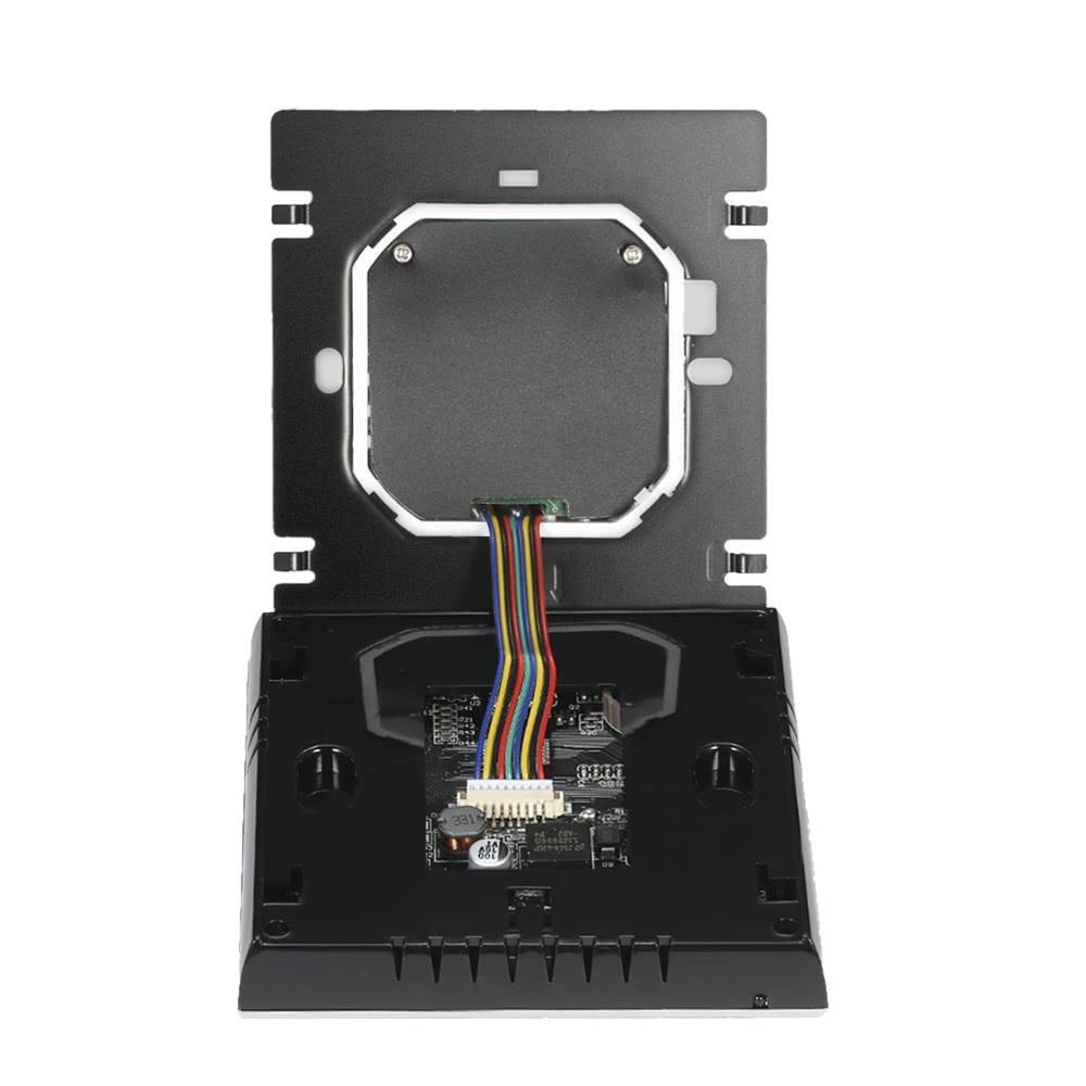 Anself 3a 110 240v Chauffage Eau Thermostat Avec Cran Tactile  # Lit Avec Tv Lcd Retractable Integree