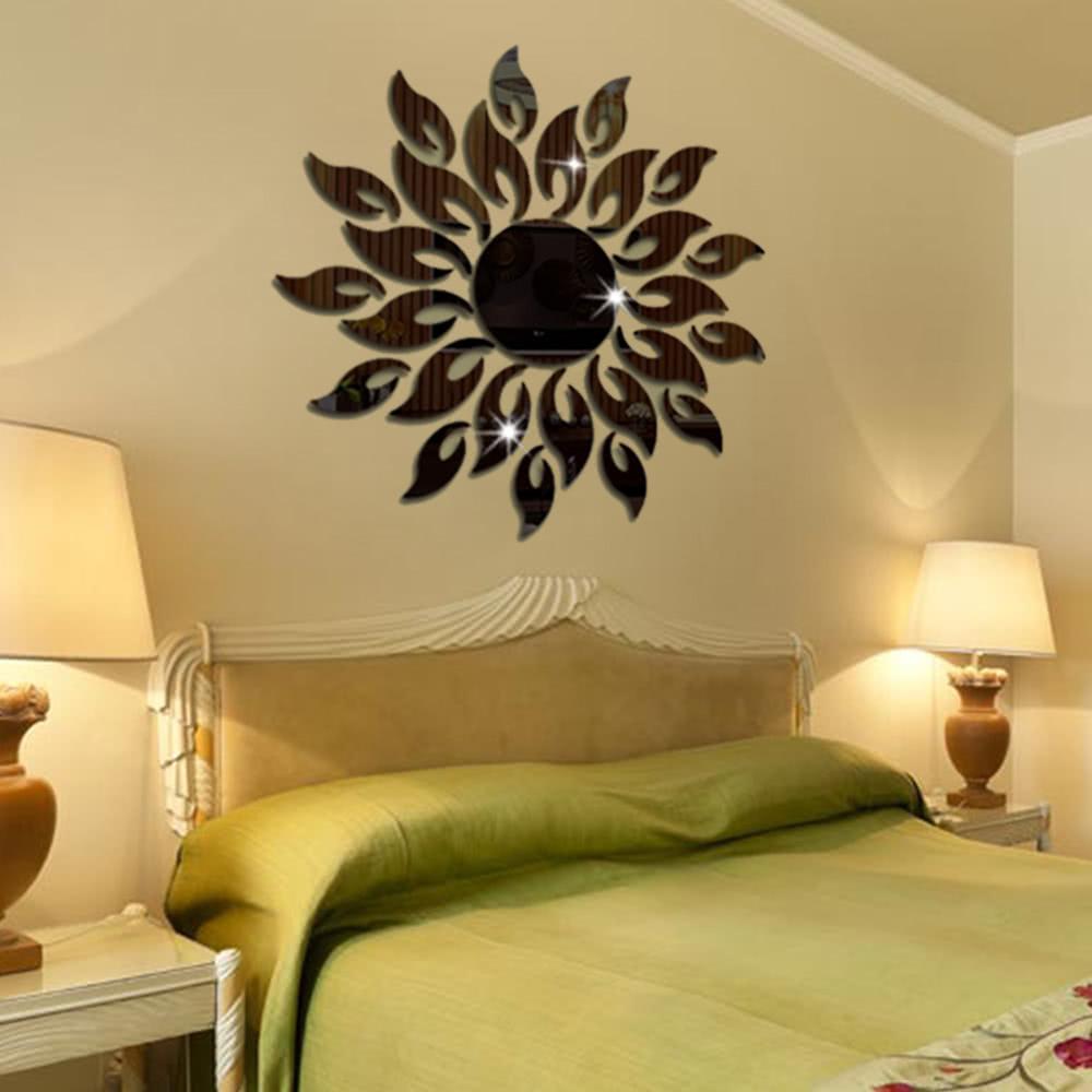acrylique miroir miroir autocollants miroir d calage. Black Bedroom Furniture Sets. Home Design Ideas