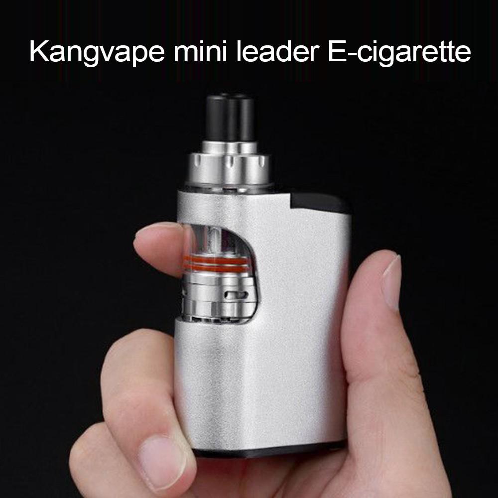 Do the e cigarettes have nicotine