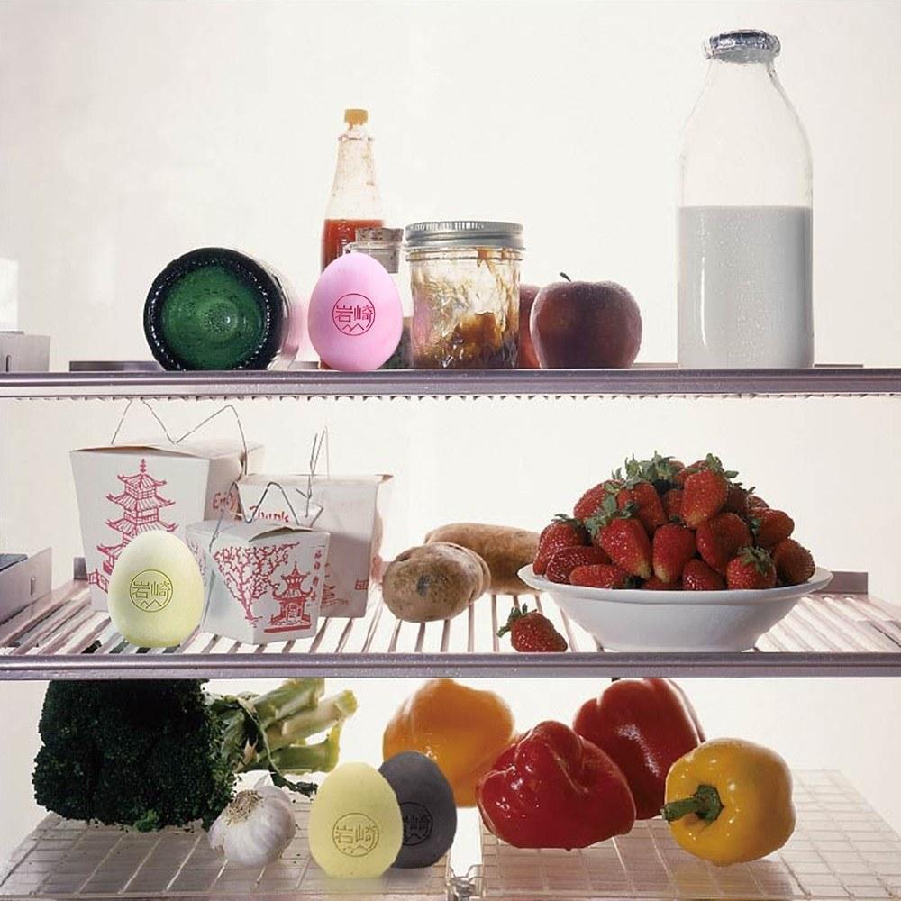 Kühlschrank Geruch kühlschrank deodorant ball kühlschrank geruch eliminator ei