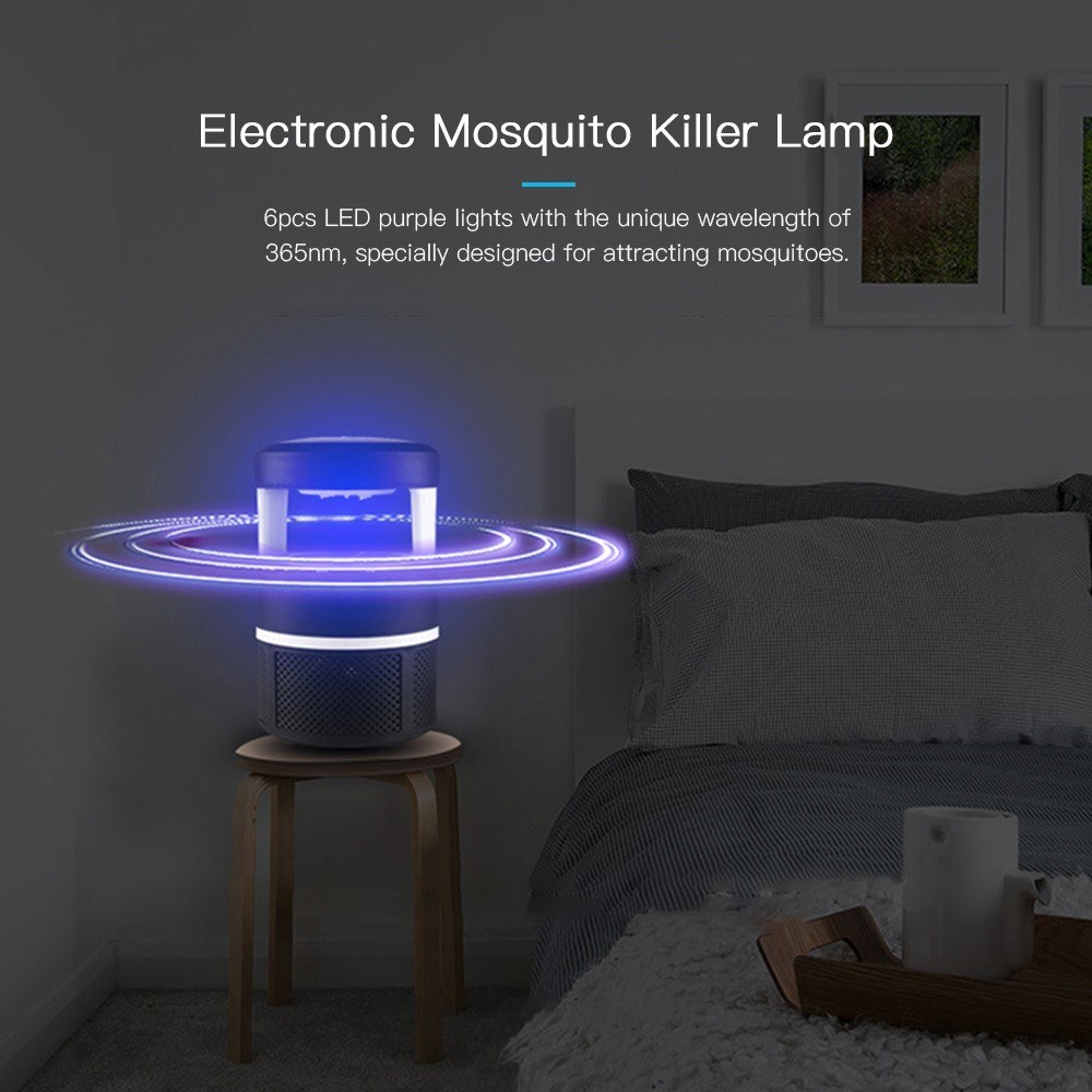 Best Mosquito Killer Lamp Usb Electronic Bug Zapper Led Insect Black Circuit Simple Electronics