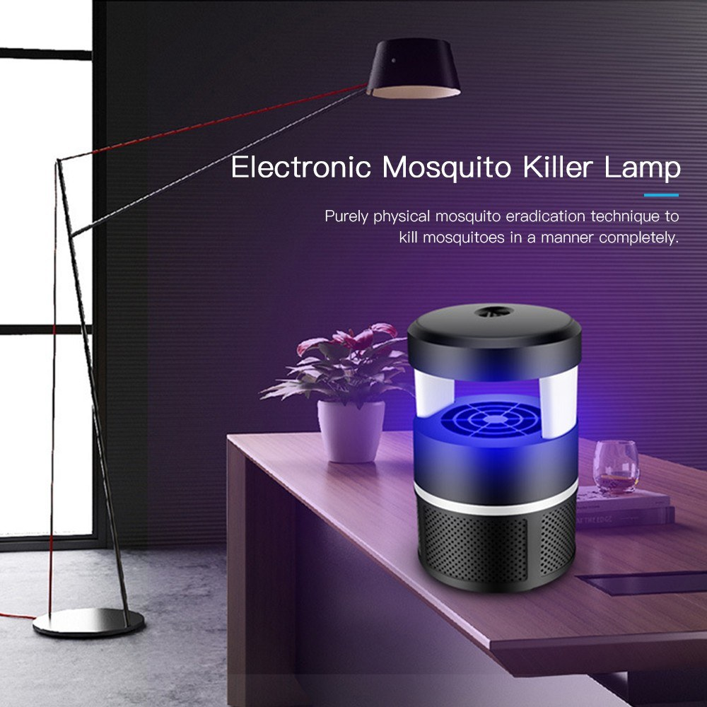 Best Mosquito Killer Lamp Usb Electronic Bug Zapper Led Insect Black Anti Circuits Design