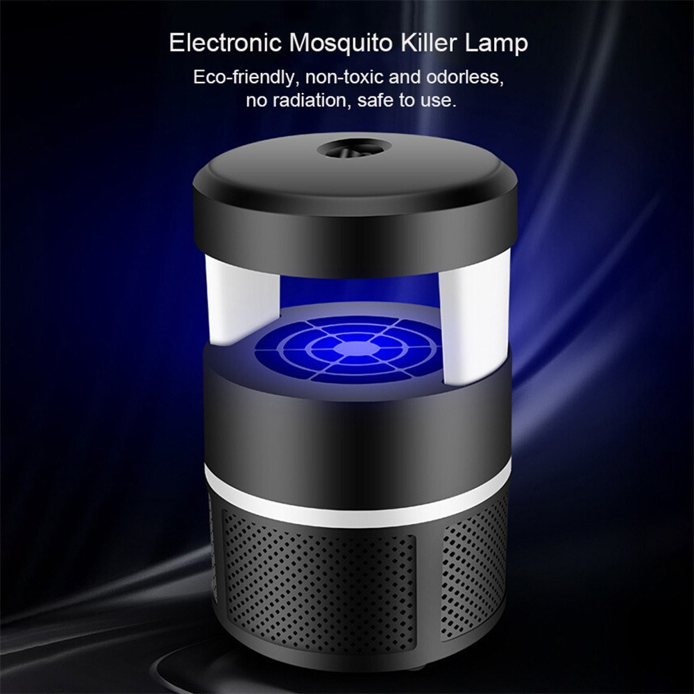 Best Mosquito Killer Lamp Usb Electronic Bug Zapper Led Insect Black Capacitor How Does This Circuit Work Electrical