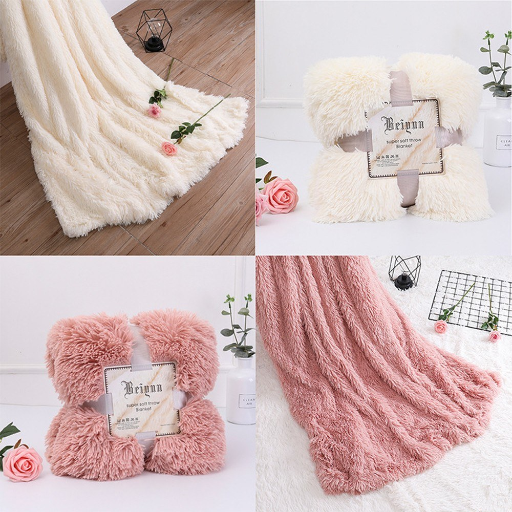 Soft Autumn Winter Warm Blanket