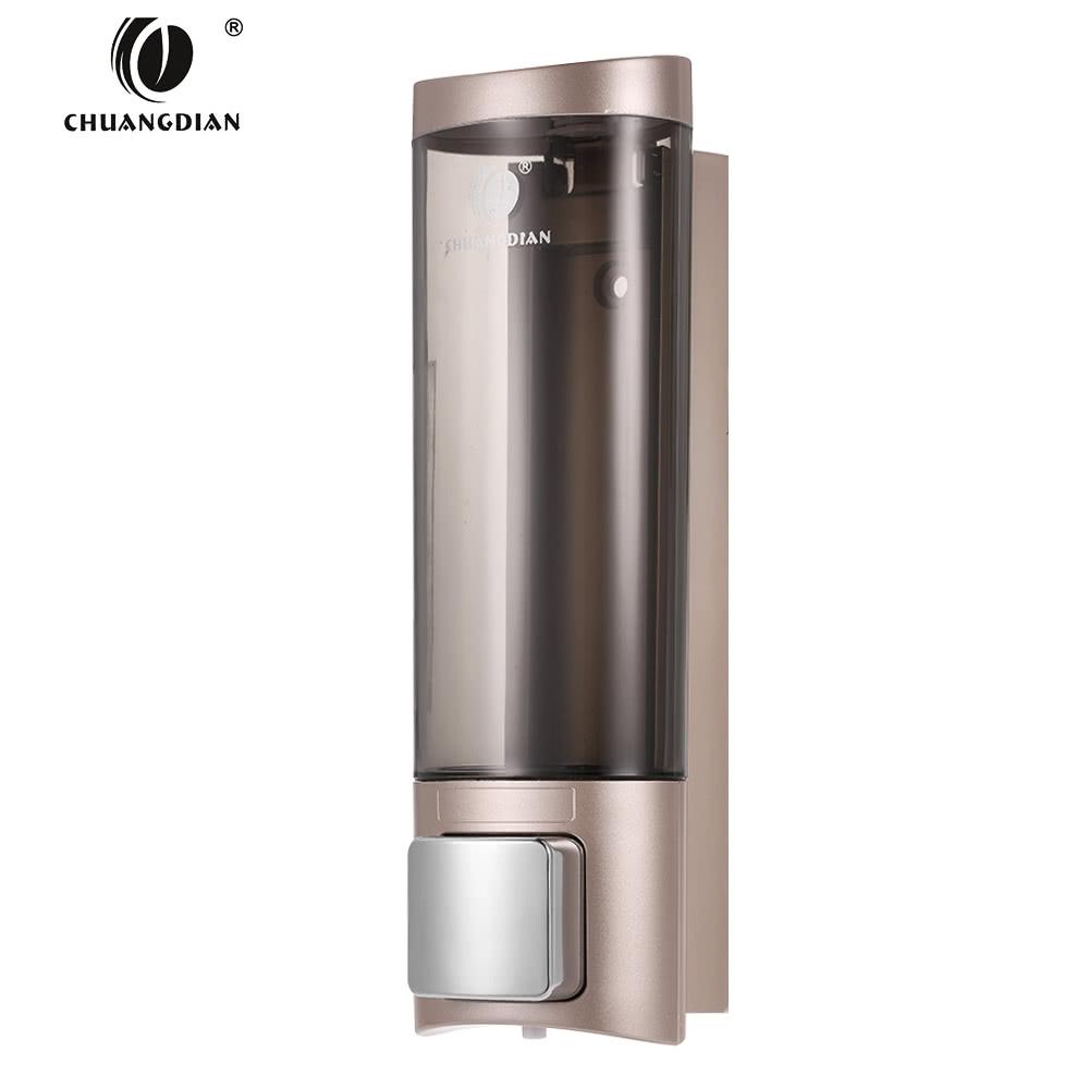Chuangdian manual mano dispensador de jab n l quido para for Dispensador de jabon para ducha