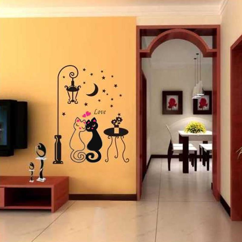 Decorazione della stanza dei bambini degli autoadesivi for Decorazione stanza romantica