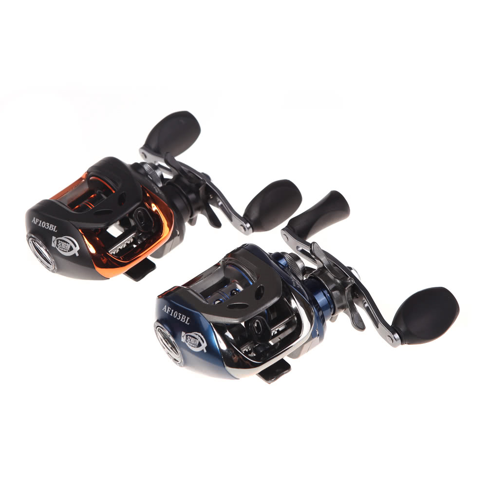 AF103 10+1BB Ball Bearings Fishing Reel