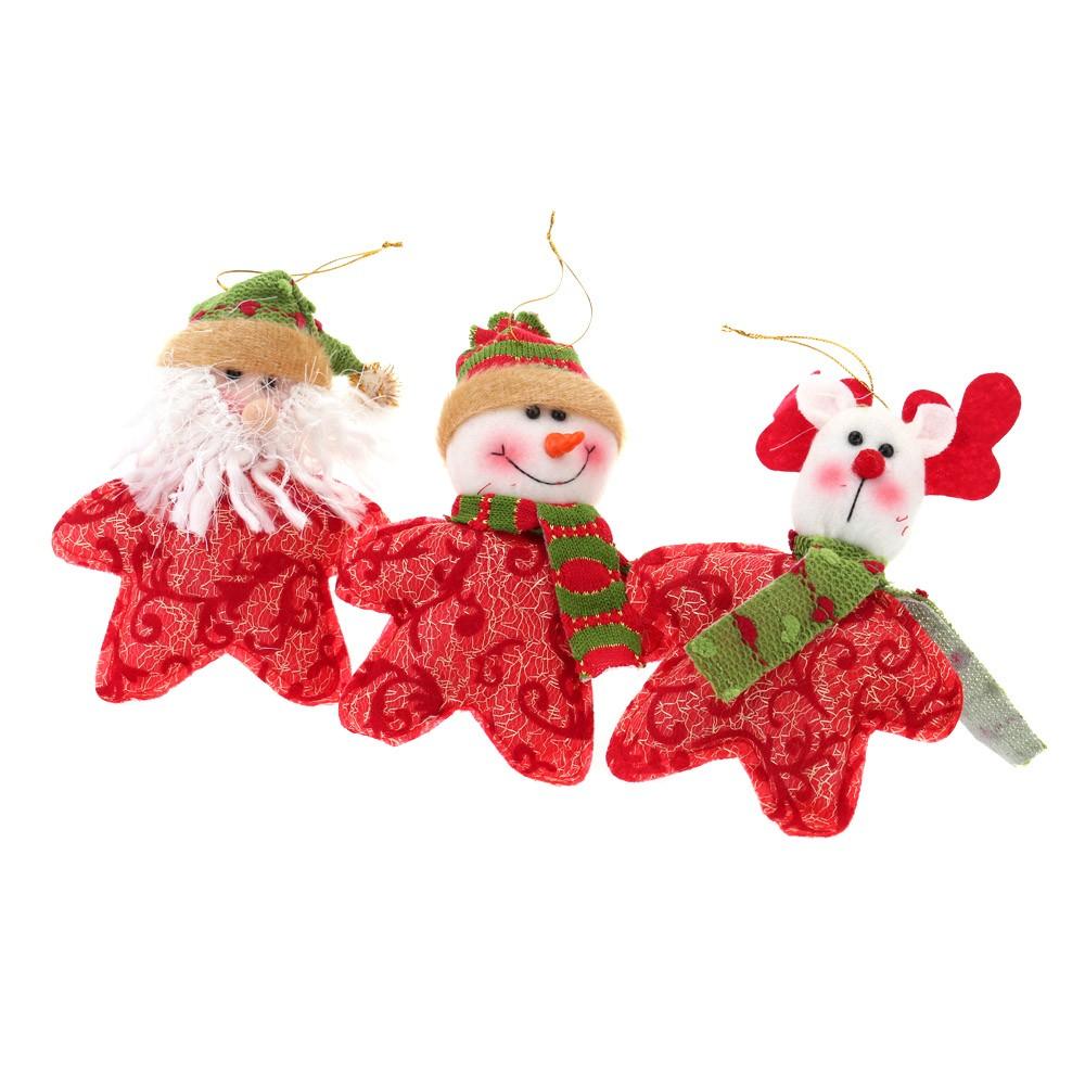 Linda forma de estrella reno de pap noel mu eco de nieve decoraci n navide a gran rbol de - Papa noel decoracion navidena ...