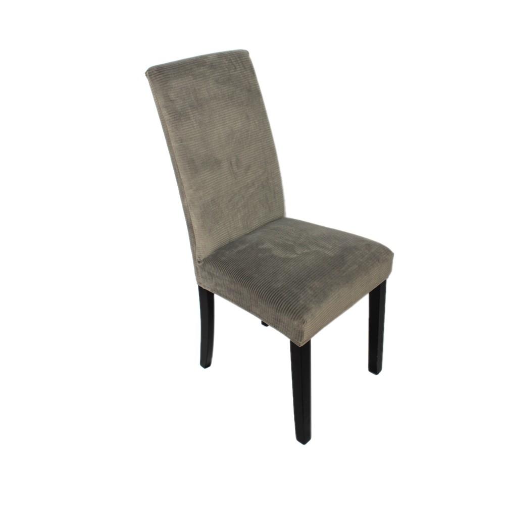 housse de haute qualit de la couverture de chaise de spandex polyester souple 54cm 59cm. Black Bedroom Furniture Sets. Home Design Ideas