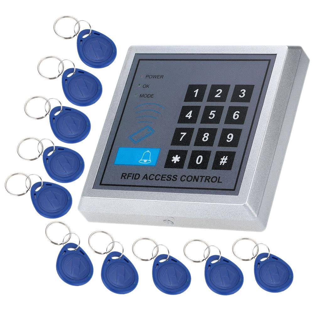 Blocked Access Door Key : Rfid proximity entry door lock access control system