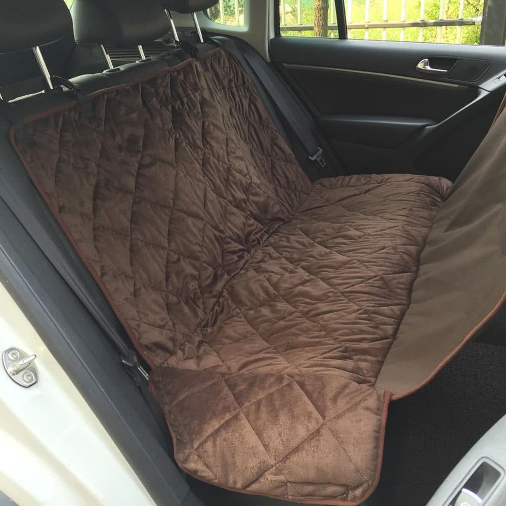 la housse du si ge de dos antid rapant voiture pour animaux de compagnie chien imperm able l. Black Bedroom Furniture Sets. Home Design Ideas