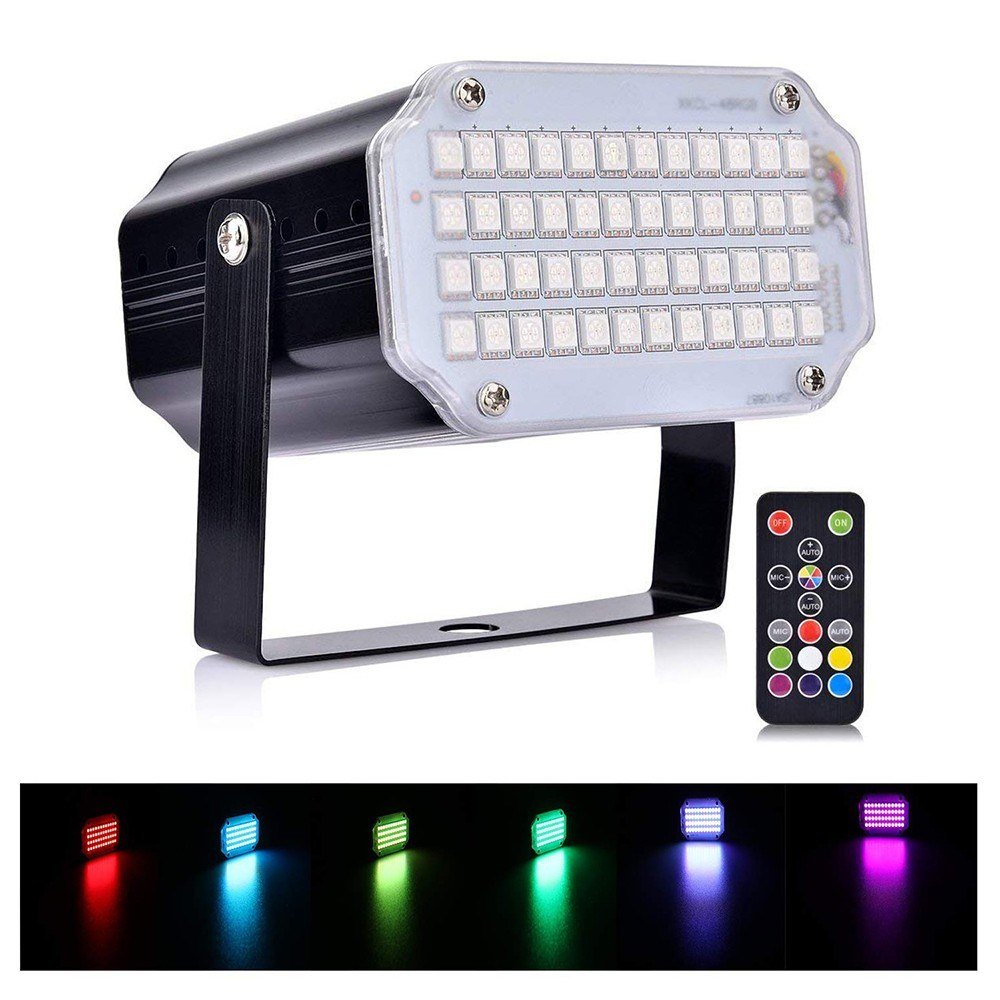 Leds Party Light Laser Lights Strobe