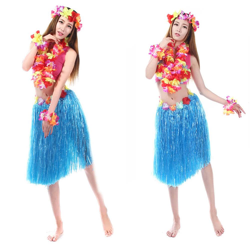 они какое сшить платье на гавайскую вечеринку фото представительницы