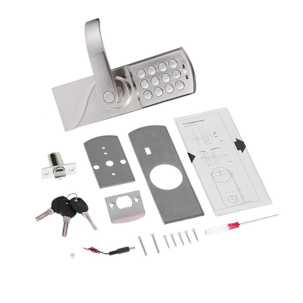 Best Homgeek Intelligent Electronic Anti Theft 1 Sale Online Lock