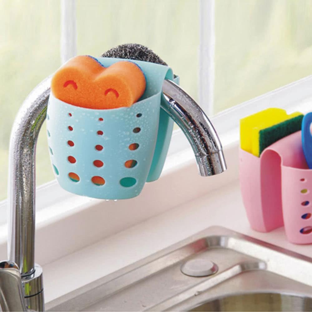 2 en 1 accesorios de cocina titular bolsa de drenaje pa o for Cocina 1 plato