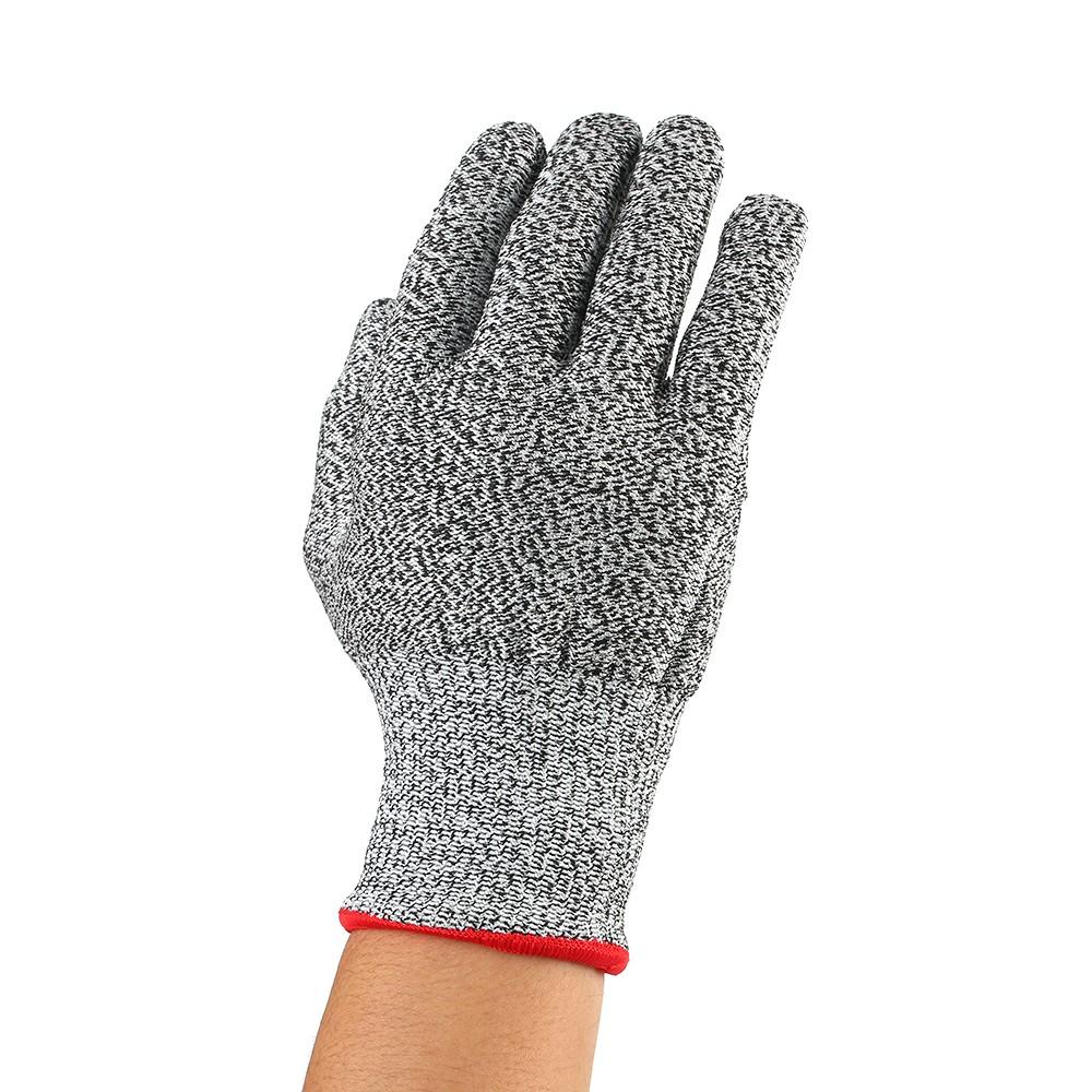 Arbeitshandschutz Schnittfeste Handschuhe Küche Gartensicherheit  Lebensmittelgerechte Handschuhe xl - Tomtop.com