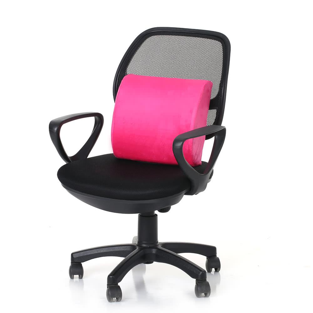 Anself memory foam amortiguador trasero soporte lumbar for Cojin para silla de oficina