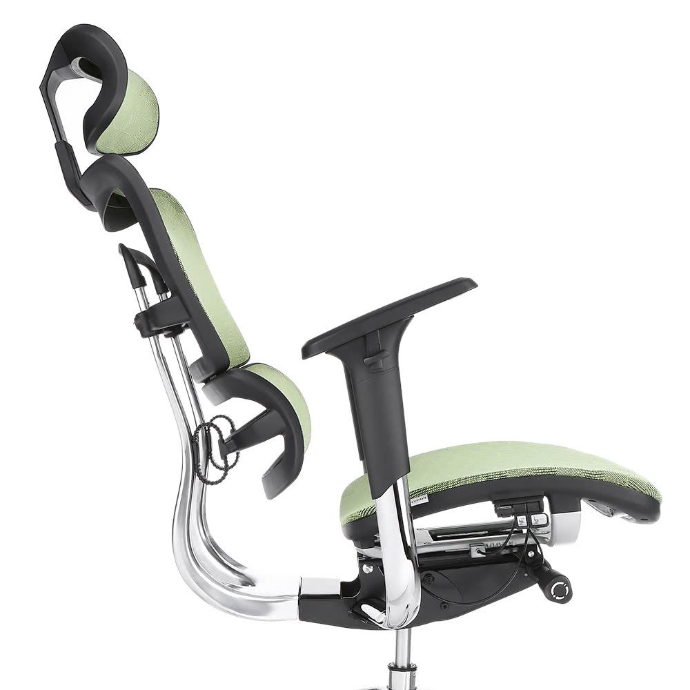 iKayaa Multi-function Adjustable Mesh Ergonomic Office Chair ...