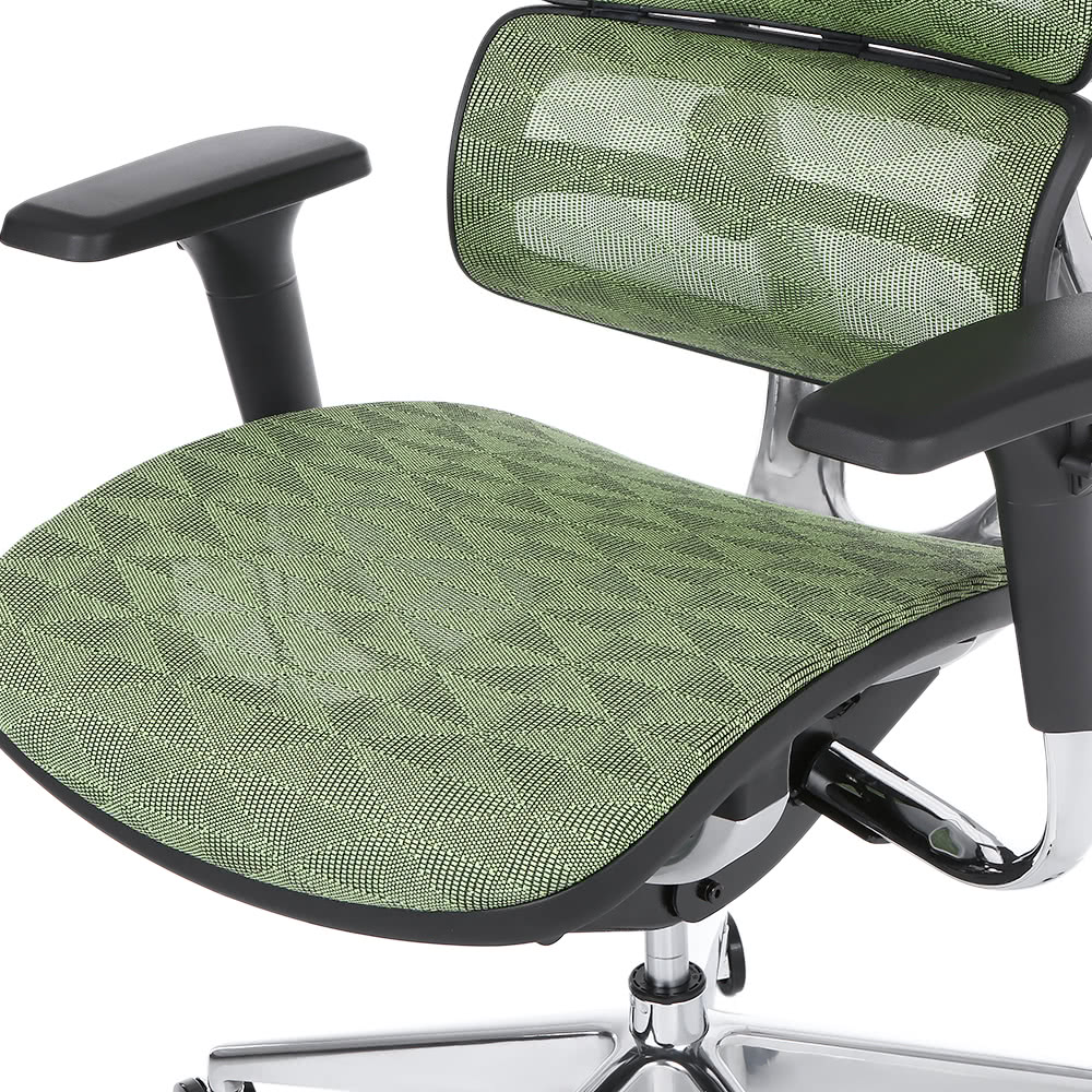 ikayaa multi function adjustable mesh ergonomic office chair swivel