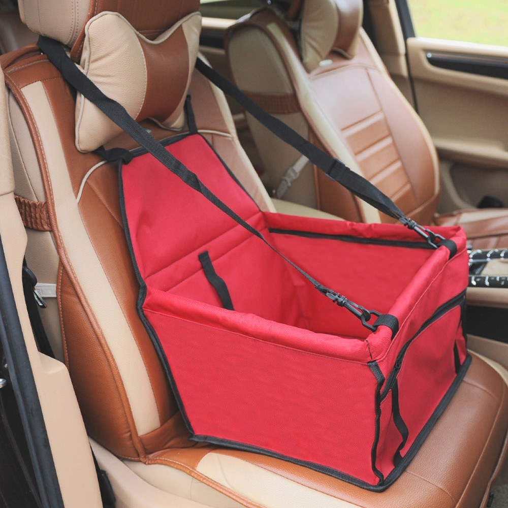 Pet Carrier Car Seat Pad Safe Hanging Bags Basket for Cat and Dog Travel Accessories of Pets