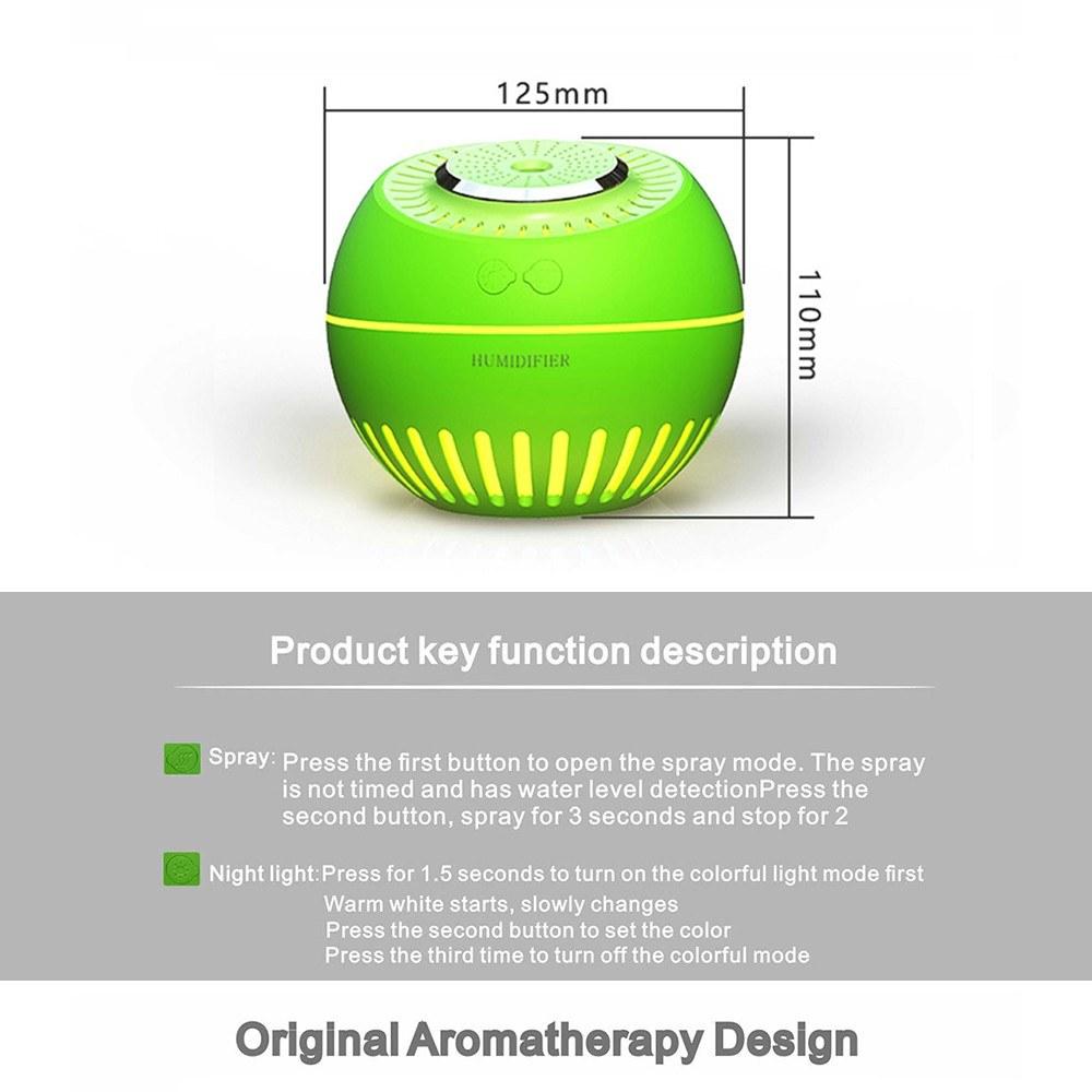 USB Large Capacity Air Humidifier