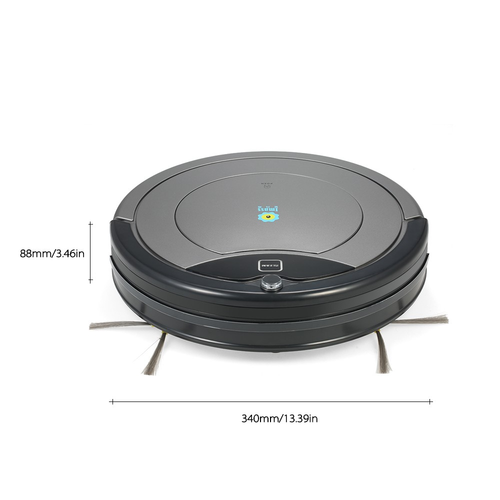 IMASS A1 Automatic Rechargeable Robotic Vacuum Cleaner Self Charging Floor