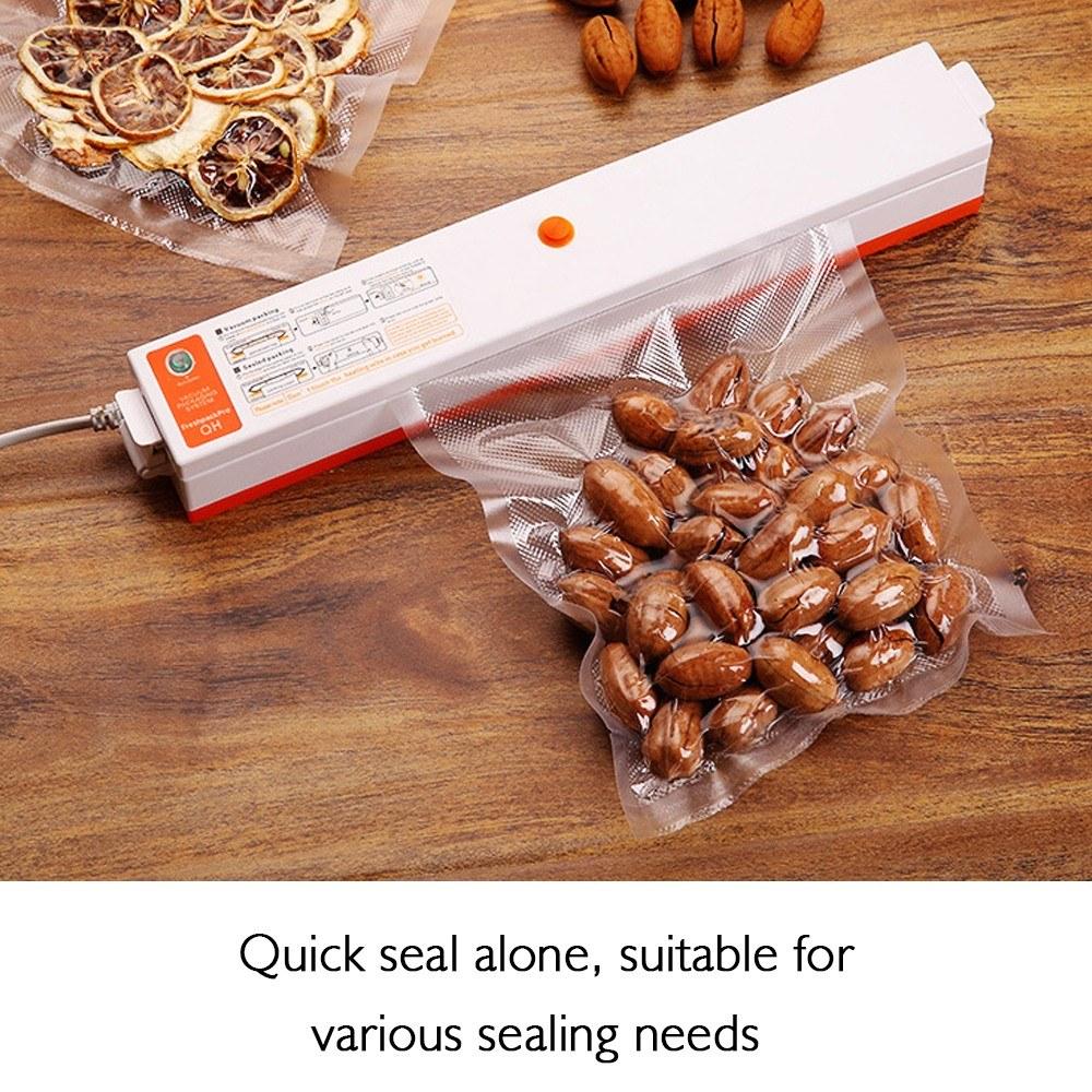 Automatic Household Food Vacuum Sealer Packaging Machine